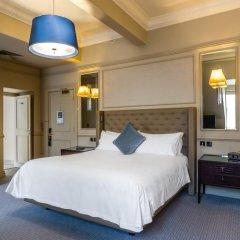 Отель Waldorf Astoria Edinburgh - The Caledonian 5* Номер Делюкс с двуспальной кроватью фото 5