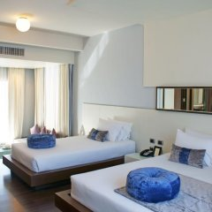 Отель Z Through By The Zign 5* Номер Делюкс с 2 отдельными кроватями фото 6