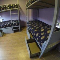 Хостел Vagary Кровать в общем номере с двухъярусной кроватью фото 7