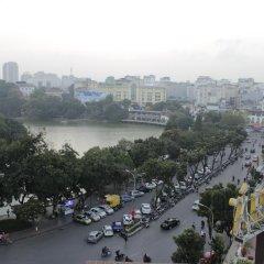 Hanoi Bella Rosa Suite Hotel 3* Стандартный семейный номер с двуспальной кроватью фото 2