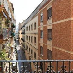 Center Valencia Youth Hostel балкон