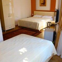 Seybils Otel 3* Стандартный семейный номер с двуспальной кроватью фото 4