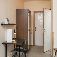 Отель Hotell Fridhemsgatan 3* Стандартный номер с различными типами кроватей фото 13