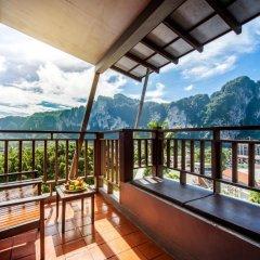 Отель Krabi Cha-da Resort 4* Стандартный номер с различными типами кроватей фото 11