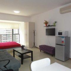 Апартаменты Homehunter Short Term Apartment Студия с различными типами кроватей фото 34