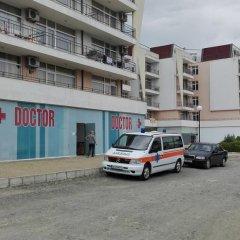 Отель Sun City Apartments Болгария, Солнечный берег - отзывы, цены и фото номеров - забронировать отель Sun City Apartments онлайн парковка