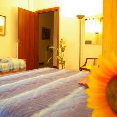 Отель B&B The Caponi Bros 3* Стандартный номер с двуспальной кроватью (общая ванная комната) фото 8