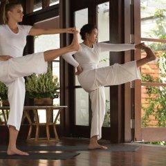 Ubud Village Hotel фитнесс-зал фото 4