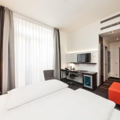 Select Hotel Berlin The Wall 4* Стандартный номер с различными типами кроватей фото 5