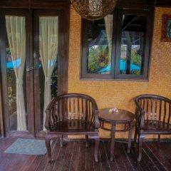 Отель Balangan Sea View Bungalow 3* Бунгало с различными типами кроватей фото 5