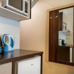 Апартаменты Pirita Beach & SPA Студия с различными типами кроватей фото 23