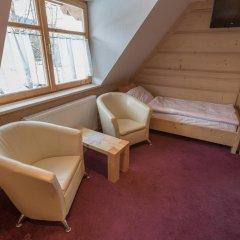 Отель Zakątek Pod Smrekami Апартаменты фото 7