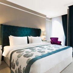 Отель Metropolitan Hotels Taksim 4* Стандартный номер с различными типами кроватей фото 2