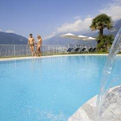 Hotel Schwefelbad Сцена бассейн фото 3