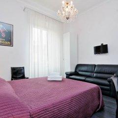 Отель Brunetti Suite Rooms 4* Стандартный номер с различными типами кроватей фото 6