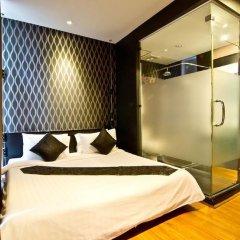 Отель Glitz Бангкок комната для гостей фото 3