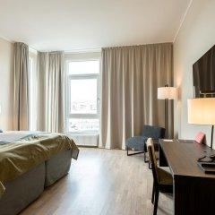 Clarion Collection Hotel Helma 3* Стандартный номер с различными типами кроватей фото 3