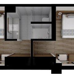 Отель Nirvana Lagoon Villas Suites & Spa 5* Стандартный номер с различными типами кроватей фото 13
