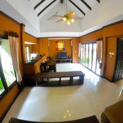 Отель Baan Khao Hua Jook 3* Вилла с различными типами кроватей фото 6