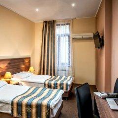 Гостиница Jam Lviv 3* Стандартный номер с разными типами кроватей фото 6