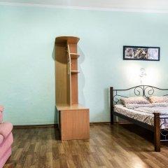 Гостиница Колумб Студия разные типы кроватей фото 19