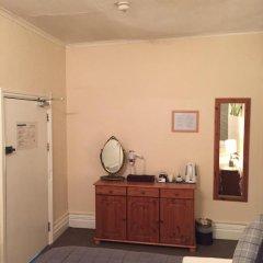 Kipps Brighton Hostel Стандартный номер с различными типами кроватей фото 19