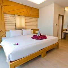 Anda Beachside Hotel 3* Стандартный номер с двуспальной кроватью фото 24