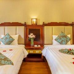 Отель Agribank Hoi An Beach Resort 3* Номер Делюкс с различными типами кроватей фото 18