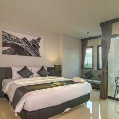Отель The Rich Sotel 3* Номер Делюкс с различными типами кроватей фото 6