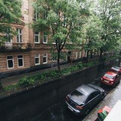 Гостиница on Bernarda Meretyna Украина, Львов - отзывы, цены и фото номеров - забронировать гостиницу on Bernarda Meretyna онлайн парковка