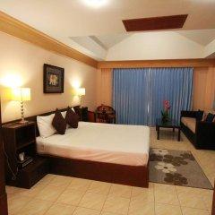 Отель Baan Kongdee Sunset Resort 3* Улучшенный номер двуспальная кровать фото 5