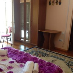 Отель Villa Gardenia Ureki в номере