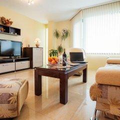 Отель Bright House 3* Улучшенные апартаменты с различными типами кроватей фото 8