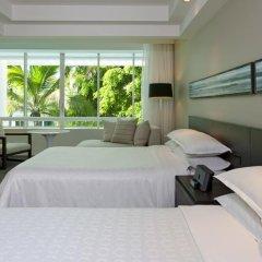Отель Sheraton Grand Mirage Resort, Gold Coast 5* Стандартный номер с различными типами кроватей фото 4