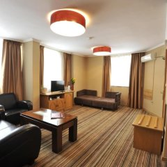 Отель Авион 3* Люкс повышенной комфортности с различными типами кроватей фото 19