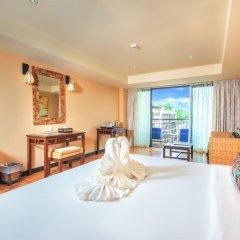 Отель Baan Laimai Beach Resort 4* Номер Делюкс разные типы кроватей фото 42