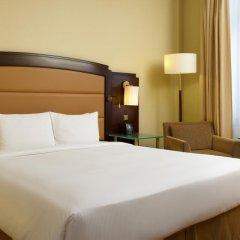 Гостиница Hilton Москва Ленинградская 5* Стандартный номер с различными типами кроватей фото 8