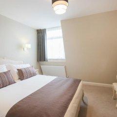 Отель Docklands Lodge London 3* Улучшенный номер с различными типами кроватей