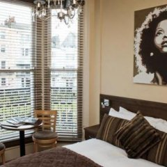 Отель New Steine - Guest House 4* Стандартный номер с разными типами кроватей фото 4