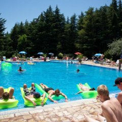 Dunav Hotel - Все включено бассейн
