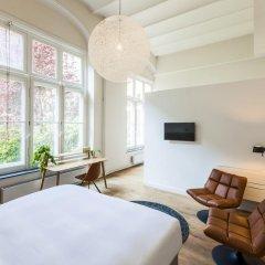 Отель Arena Нидерланды, Амстердам - 10 отзывов об отеле, цены и фото номеров - забронировать отель Arena онлайн комната для гостей фото 4