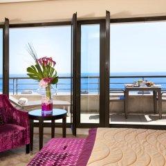Отель Hyatt Regency Nice Palais de la Méditerranée 5* Улучшенный номер с различными типами кроватей