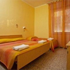 Hotel Carmen Viserba Стандартный номер разные типы кроватей фото 4