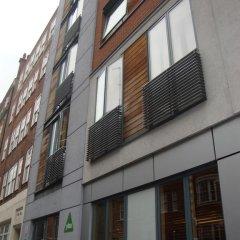 Отель YHA London Central Великобритания, Лондон - отзывы, цены и фото номеров - забронировать отель YHA London Central онлайн вид на фасад фото 4