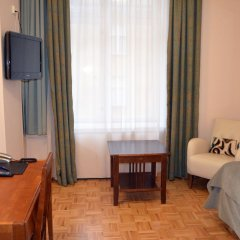 Hotel Arthur 3* Стандартный номер с различными типами кроватей фото 9