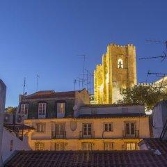 Отель Emporium Lisbon Suites 4* Улучшенный люкс с различными типами кроватей фото 16