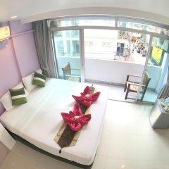 Отель The Room Patong 2* Номер Делюкс с различными типами кроватей фото 5