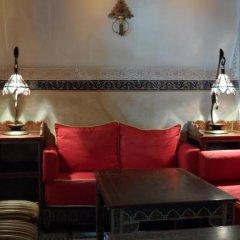 Отель Dar Al Kounouz Марокко, Марракеш - отзывы, цены и фото номеров - забронировать отель Dar Al Kounouz онлайн комната для гостей фото 2