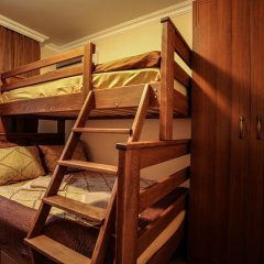Мини-Отель Heyvany Номер категории Эконом с различными типами кроватей фото 5