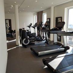 Отель Sheraton Carlton Нюрнберг фитнесс-зал